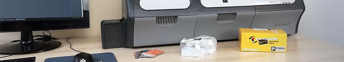 Tlač plastových kariet